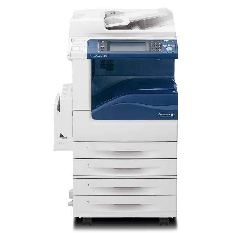 Fuji Xerox Apeosport Iv 5070 Photocopier Fuji Xerox